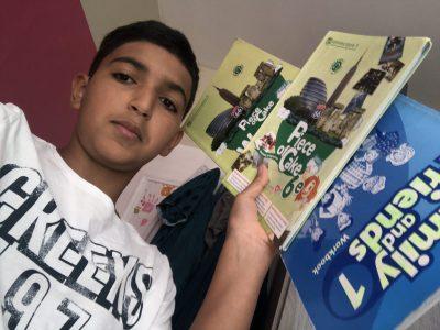 Je m'appelle Imad Azzizi