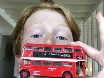 Paul Chapal Joseph collard  Quand les bus anglais  devienne des bouches