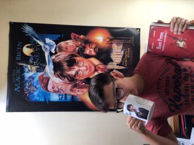La Rochefoucauld collège Jean Rostand Mon meilleur souvenir de l'Angleterre est la visite des studios Harry Potter.
