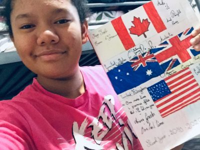 Collège Edmond Albius , Le Port .