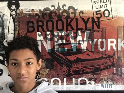 Collège Irène Joliot-Curie, Mehun sur Yèvre  Photo prise non loin du pont de Brooklyn à New York...