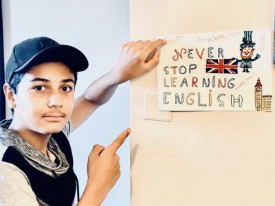 Le Cannet,Collège Emile Roux. N'arrêter jamais d'apprendre l'anglais,car ça peut vous être très utile !!!!!!! Mais aussi c'est très intéressant et il y a plein de chose a découvrir !!