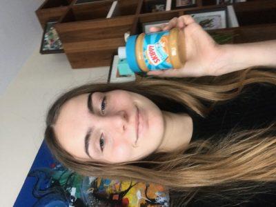 Genas Collège Jeanne d'Arc. I love peanut butter!