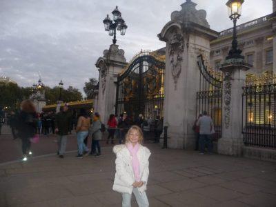 Toulouse,St Louis Je suis au château de la reine