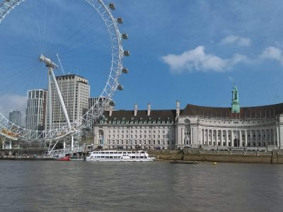 Mon voyage à Londres d'avril 2019