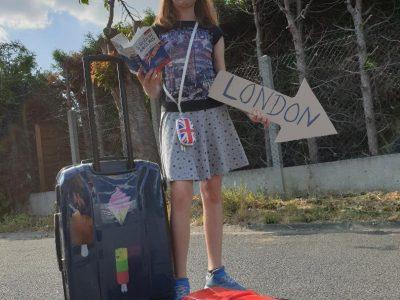 Pérenchies Collège Sainte Marie : Go Back To London!!!!