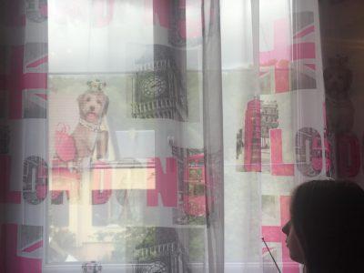 Ville: Saint Aubin en Bray - collèges des Fontainettes- classe 6eme1 avec madame RICHARD.  Bonjour, la décoration de ma chambre est sur le thème London car j'aime l'Angleterre. J'ai trouvé amusant de faire cette photo.  merci. Anouk Bournizien