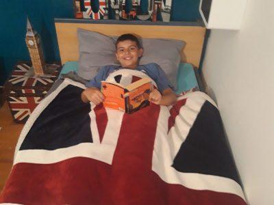 """Timothée Gallato 6ème 1 collège Moncade Orthez  """"L'Angleterre, j'en rêve la nuit: I LOVE ENGLAND!"""""""