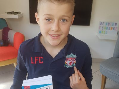 MAEL DORE VOISENON COLLEGE NAZARETH 6EME 4