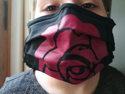 PARIS Collège Charles Peguy: Sortez masqué!