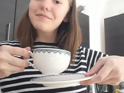 """Sélestat - Collège Béatus Rhénanus  """" A cup of tea , of course ! """""""