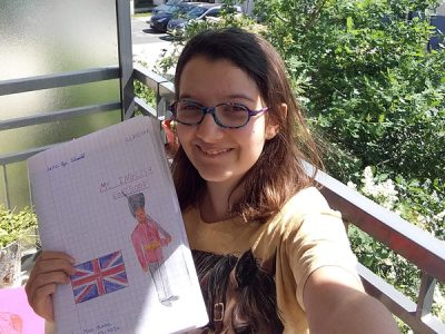 Ville : Nozay / Collège : Louise Weiss