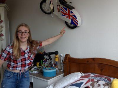 Collége de l'ile de France , VILLEBON SUR YVETTE  The brother's bedroom !!!!