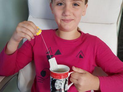 COLLEGE JEAN VILAR 79260 LA CRECHE  It's teatime !