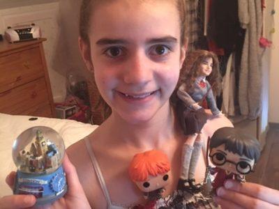 College Marguerite de Navarre Pau Go to London with Harry Potter !