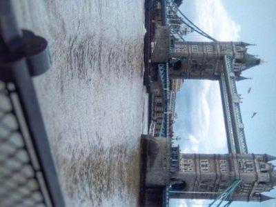 Blois, Sainte Marie  Mon voyage à Londres
