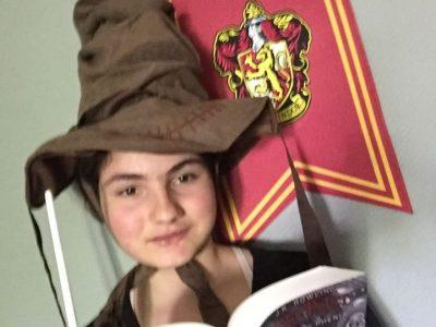 Pontacq, collège St Joseph. Je suis fan de Harry Potter et je trouve que ça représente bien l'Angleterre