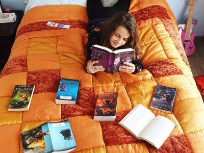 Saint Gilles Croix De Vie Collège St gilles.  Photo de ce que j'adore lire EN ANGLAIS !!!!! :)