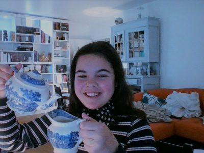 Le Vésinet collège Le Bon Sauveur : tea time