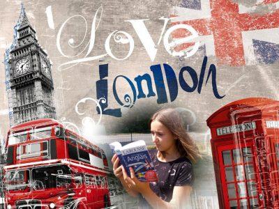 collège Toulouse Lautrec à Langon, si un jour je visitais Londres, peut-être ressemblerais-je un peu à cette fille perdue (qui n'est autre que moi) et pourrais-je faire un selfie près de big ben qui ne sera pas un montage!!