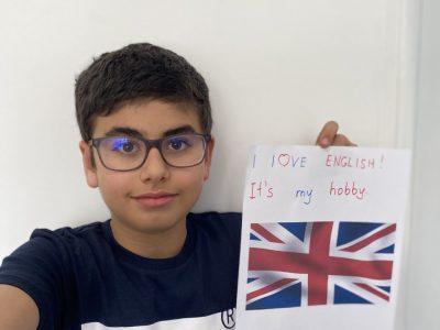Marseille Hamaskaïne  ENGLISH IS MY HOBBY!