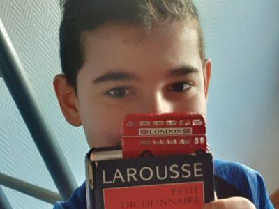 Collège Notre-Dame La Salle à Pont-à-Mousson!  I'm very happy to the challenge!!