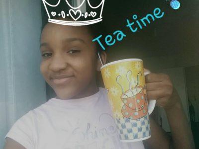 """Athis-Mons, collège Saint Charles """"Après l'effort, le réconfort : The tea time!!!"""""""