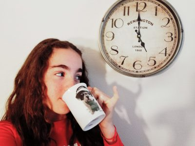 5 o'clock? It's tea time!