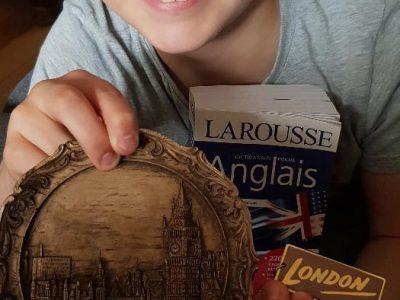 Collège Edmond Nocard  SAINT MAURICE (94410)   London,  I miss you ! See you soon !
