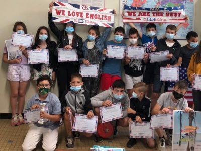 Bravo aux élèves de 6ème du collège Sainte Marie de Cassagnes Bégonhès dans l'Aveyron qui attendent déjà la prochaine édition du Big Challenge!