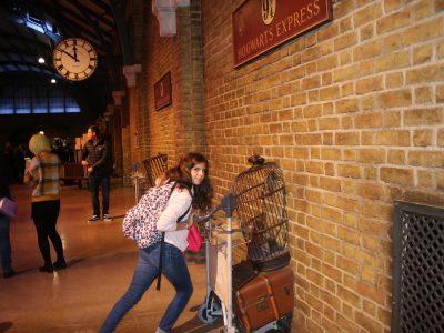 Andouillé collège des 7 fonaines  Cette photo a été prise au studio Harry Potter en octobre 2018