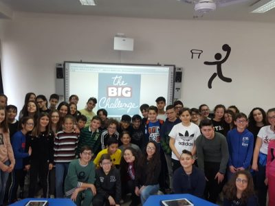 45 students joined the fun of this competition Thanks From SM 2 Gruppo Polignano a Mare