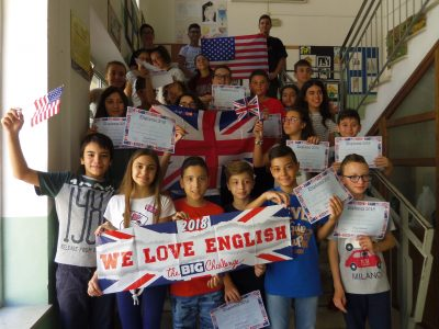 "ISTITUTO COMPRENSIVO ""GIOVANNI DANTONI"" SCICLI - FUN WITH ENGLISH"