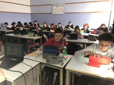 ...Challenge in progress... Scuola Fratelli Maristi, Cesano Maderno (MB)