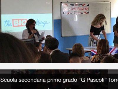 """Scuola secondaria di I grado """"G.Pascoli"""" Torre Annunziata"""