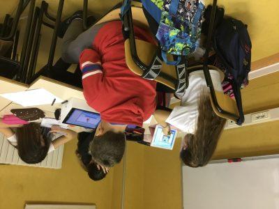 IC BRUNO DA OSIMO -Plesso S. Biagio Osimo Studenti concentrati sul compito