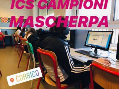 ICS Campioni Mascherpa, Corsico
