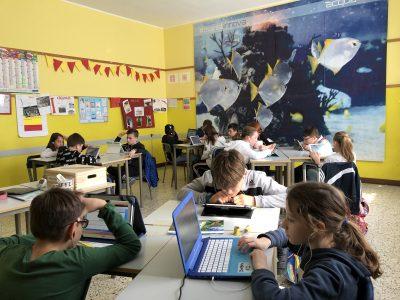 Scuola Fratelli Maristi, Cesano Maderno (MB) 1B: Our Big Challenge