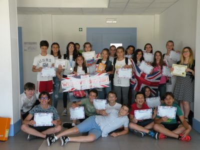 """Istruzione Familiare """"Mariachiara"""" di Sant'Ilario d'Enza. 2nd Class"""