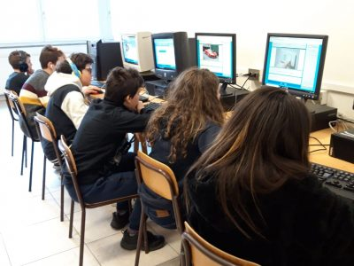 I.C. Garibaldi Chiavenna school of Chiavenna, Gordona and Campodolcino (Sondrio, Italy)