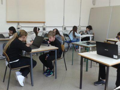 IC Sarnelli De Donato Rodari Students were excited, excellent experience to repeat!