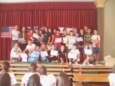 Scuola media Angelico Melotto, Chiampo (VI)