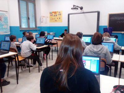 Scuola media Alessandro Manzoni di Camerata Picena (An)