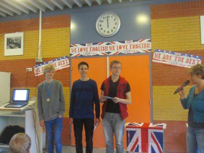THE BIG CHALLENGE Awards Ceremony at Terra Winsum :-)
