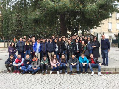 """Istituto Comprensivo""""A.Caponnetto"""" scuola secondaria di primo grado """"G.Verga"""" _Caltanissetta"""