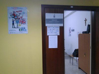I.C. Giovanni XXIII Trabia The big day is here! :-)