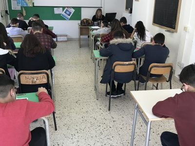 Scuola Media G. Pascoli Torre Annunziata