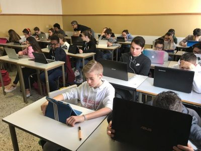 scuola media FRATELLI MARISTI, Cesano M.