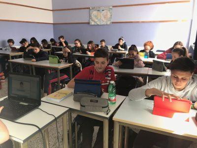 Scuola media FRATELLI MARISTI, Cesano Maderno (MB), Lombardia una presentazione dell'evento è visibile sul nostro sito, a questo link http://www.maristi.it/cesano/the-big-challenge-day-presenti.html
