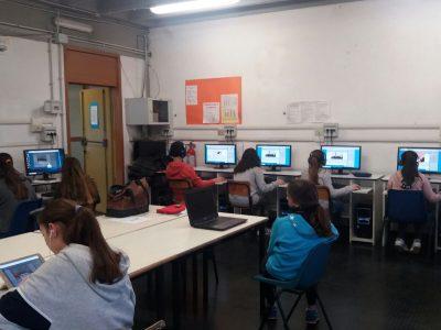 SMS Largo Dino Buzzati, Roma Big Challenge 2018